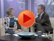 Dr. B Janet Hibbs on NBCs 10 Showwith Terry Ruggles talking about
